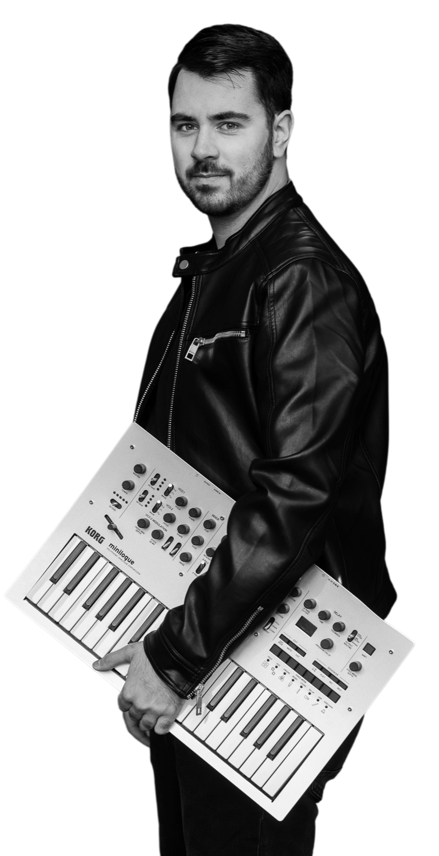 Melvin Rijlaarsdam Muziekproducer No BG