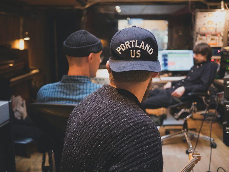 Wat is een muziekproducer